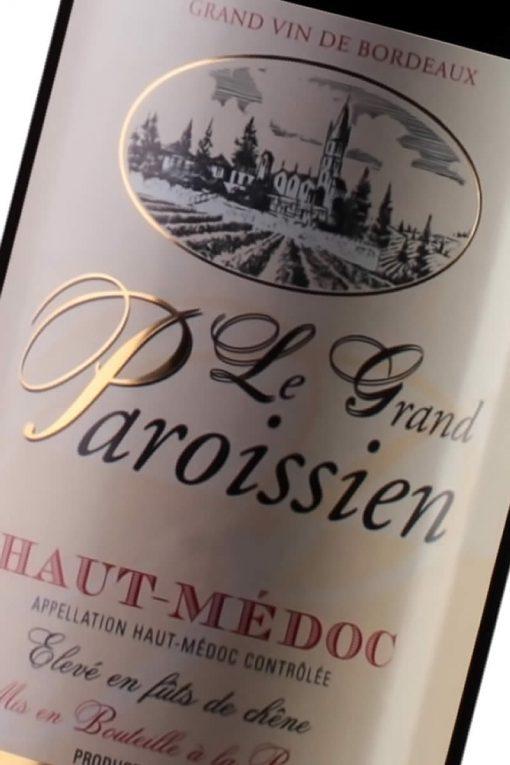 Grand Paroissien - Haut Médoc
