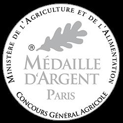 Médaille d'Argent Grand Paroissien
